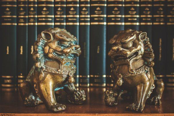 Bronzen beeldjes